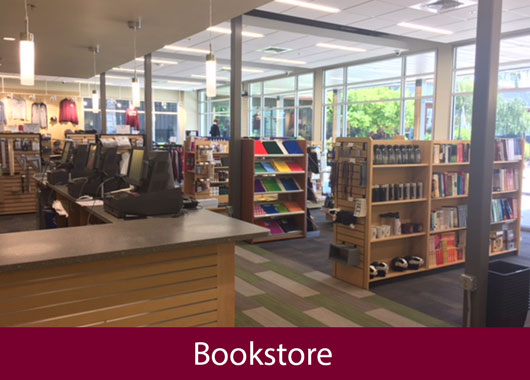 Visit our college's bookstore