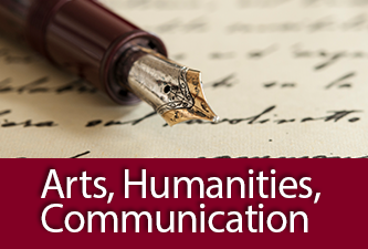 Arts, Humanities, Communication and Design