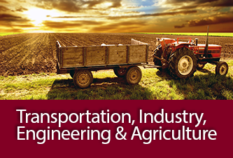 Transportation, Industry, Engineering and Agriculture