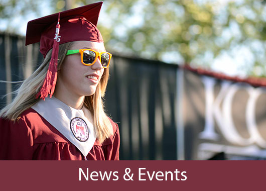 KCC News and current events