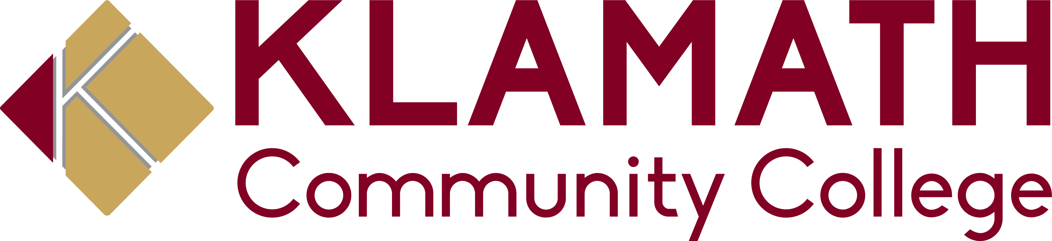 Klamath Community College Logo
